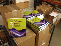 It's here! Get your copy of the new 2015 Coding and Billing for Audiology and Speech-Language Pathology. This is a must-have reference for anyone involved in coding and billing.