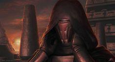 Revan - The Reveal, Alfredo Dosztal Star Wars Darth Revan, Star Wars Jedi, Wallpaper Darth Vader, Kotor 1, Star Wars Kotor, Star Wars Characters Pictures, Star Wars The Old, Jedi Sith, Empire
