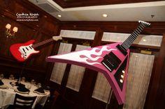 Guitar theme for bar mitzvah.