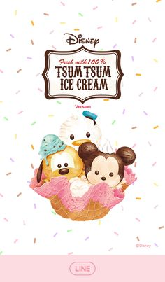 Find images and videos about cute, wallpaper and disney on We Heart It - the app to get lost in what you love. Tsum Tsum Wallpaper, Mickey Mouse Wallpaper, Disney Phone Wallpaper, Emo Wallpaper, Lines Wallpaper, Kawaii Wallpaper, Disney Kawaii, Disney Fun, Disney Cartoon Characters