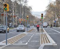 El encaje urbano de la bicicleta: buenas prácticas de diseño y gestión