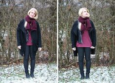 Black Swan - Black Swan Wool Coat