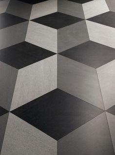 Mauk Cuadra Slimtech kitchen tiles by Lea Ceramiche • Design: Diego Grandi