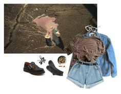 """""""Palo Alto"""" by skins-uk ❤ liked on Polyvore featuring Calvin Klein Jeans, Spitfire, Comme des Garçons and Dr. Martens"""