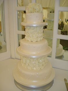 Queens Jubilee Wedding Cake