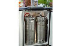 MARVEL Outdoor Multi Keg Beer Dispenser #stainless #undercounter