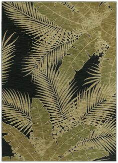 """Tommy Bahama area rug in style """"Carnival Palms"""" - by Shaw Floors"""