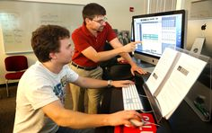 Cal U commercial music technology students are prepared for a career in the $10.4 billion music industry. #music #caluofpa