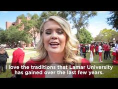 What I Love about Lamar University | Homecoming Edition