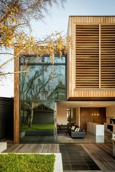 Galeria de Casa Middle Park / Mitsuori Architects - 4