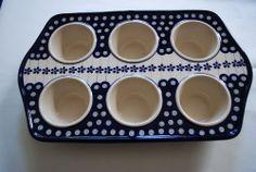 Bunzlauer Keramik Muffins-Backform (GU1778-166a)