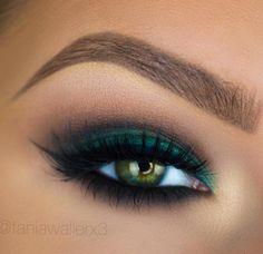 Gorgeous Makeup: Tips and Tricks With Eye Makeup and Eyeshadow – Makeup Design Ideas Pink Eye Makeup, Dramatic Eye Makeup, Eye Makeup Steps, Hooded Eye Makeup, Colorful Eye Makeup, Makeup For Green Eyes, Natural Eye Makeup, Smokey Eye Makeup, Eyebrow Makeup