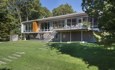 Westport River House | Ruhl Walker Architects