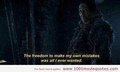 Game of Thrones (2011– ) | 1001 Movie Quotes
