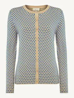 LADIES FASHION Linea Essential Lexi Printed Cardigan was £50 NOW £15 at House of…