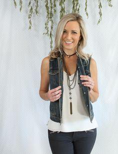 Vintage Chain Pearl & Hematite Necklace - Seasons Jewelry - Retail