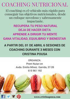 Coaching nutricional Vigo
