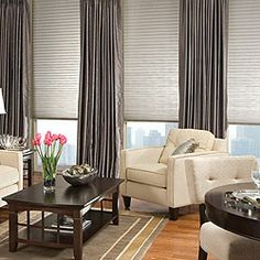 Signature Pleated Shades with Currents