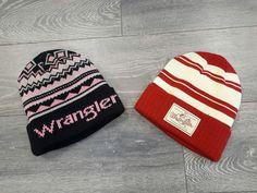 Faites votre choix : Wrangler ou Wrangler ;-) ? Beanie, Hats, Fashion, Wrangler Clothing, Woman, Moda, Hat, La Mode, Fasion