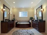 Custom Designed 9,000sft Plantation Home - traditional - bathroom - nashville - by Lankford Decorating & Construction, Inc.