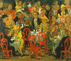 Arnaldo Badodi, Caffè,1940 – collezione Iannaccone.
