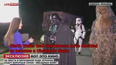 Darth Vader and Chewbacca have decided  to become a Ukrainian Nazis War in Ukraine,Lugansk,Donetsk,Mariupol,War in Donbas,New Russia,Resistance Army september 2014,oktober 2014,december 2014, 1,2,3,4,5,6,7,8,9,10, Right sector,real fight,the fighter,horror,genocide,from the US,rebels, separatists,South-East, mercenaries, foreign, military, company, UN, EC, Polish, american, Russian Army,militia, militias, Aydar, batallion, Grad, RSZO, map,SaveDonbasPeople,volunteers, Map, airport, Darth…