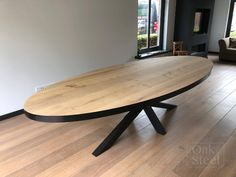Loft Furniture, Meeting Table, Steel Table, Dining Table Chairs, Home Accents, Decoration, Sweet Home, New Homes, Living Room