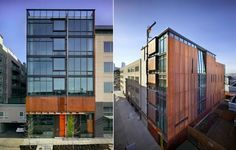 urban infill architecture spain - Google Search