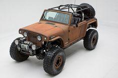 Rusted Terra Crawler