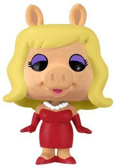 Funko POP Muppets (VINYL): Miss Piggy