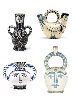 Pablo Picasso's pottery