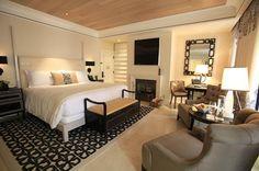 hotel bel air suite