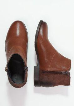 Hilfiger Denim GENNY - Ankle Boot - coffee - Zalando.de