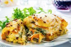 Die Kinder wollen Nudeln, meine Frau Gemüse. Um alle Wünsche zu befriedigen bleibt nur Gemüselasagne :-)