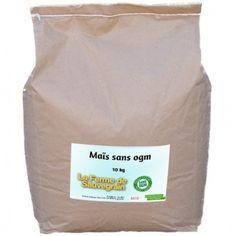 Une Idée pour nos animaux :  Maïs concassé sans OGM - 10 kg Maïs sans OGM, ni colorant ni conservateur. Produit en France http://www.lafermesauvegrain.com/alimentation-poules-bio-sans-ogm/31-mais-sans-ogm.html