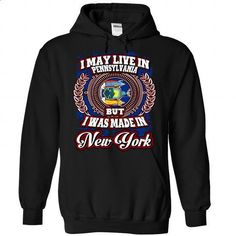03-PENNSYLVANIA MADEIN - #sweaters for fall #sweater for fall. GET YOURS => https://www.sunfrog.com/Camping/1-Black-80847781-Hoodie.html?68278