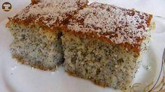 Haşhaşlı Kek Pudding Cake, Vanilla Cake, Banana Bread, Desserts, Food, Cake Rolls, Bundt Cakes, Muffins, Favorite Recipes
