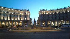 The Eternal City. Rome, Italy