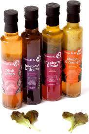 Yummy Product Range, Olives et Al dressings