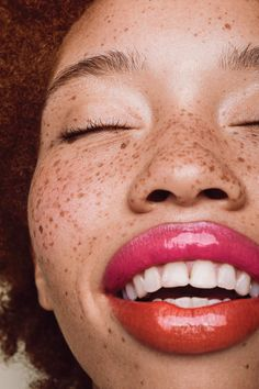 Trunk Archive - Search Result Contemporary Photographers, Beauty Editorial, Beauty Queens, Freckles, Makeup Looks, Make Up Looks