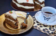 Los Postres de Teresa: Carrot Cake:  The Primrose Bakery Book