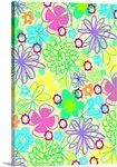 Graphic Flowers (digital)