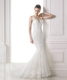 MARTE, Wedding Dress 2015