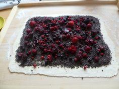 Lístková ovocná štrúdľa - obrázok 1 Raspberry, Fruit, Food, Basket, Essen, Meals, Raspberries, Yemek, Eten