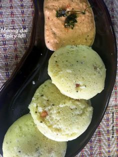 Sizzling Tastebuds: Moong Dal Spicy Idli | Low carb Idli | Diabetic recipes