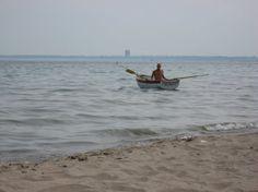 Bradford Beach, Milwaukee, Wisconsin