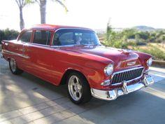1955 CHEVROLET 210 CUSTOM 2 DOOR COUPE - 79156