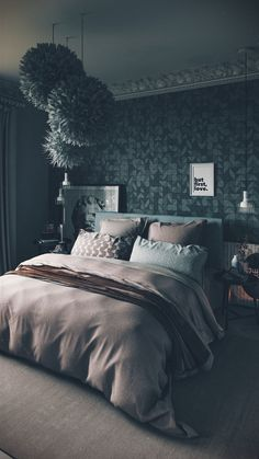 Bedroom (For PinWin Contest) on Behance