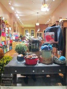 my sister in law's yarn shop! Knitting Yarn, Knitting Patterns, Wool Shop, Prayer Shawl, Woman Cave, Yarn Store, Store Windows, Needle Case, Yarn Brands