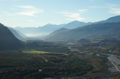 Schweiz Wallis Rhone Rotten Alpen Berge